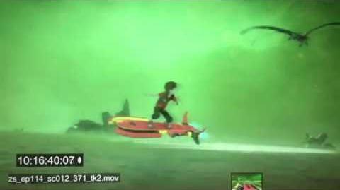 Zak Storm clip