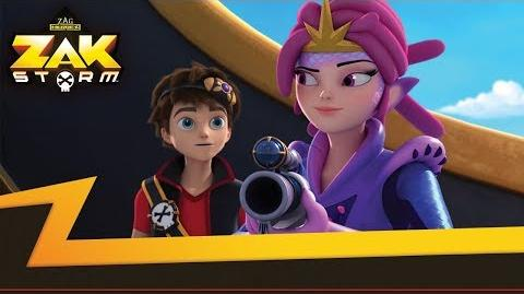 ZAK STORM ⚔️ THE BERMUDA APOCALYPSE ⚡️ Super Pirate