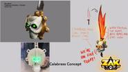 Calabrass Toy concept art