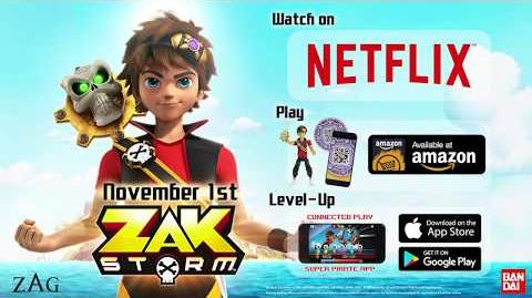 ZAK STORM - ⚔️ Meet the Crew ⚡️