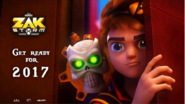Zak Storm Poster