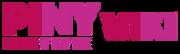 PINY Wiki Wordmark