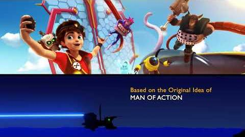 Opening ZAK STORM on RCTI