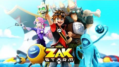ZAK STORM - ⚔️ Meet the Crew - Extended version ⚡️