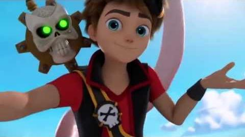 Zak Storm Trailer Full By ZagToon
