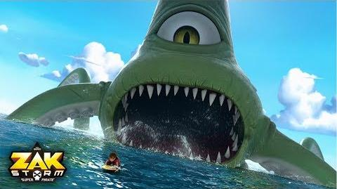 ZAK STORM ⚔ What if you discovered a cool living ship?