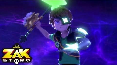 ZAK STORM ⚔️ SPIRITED AWAY ⚡️ Super Pirate