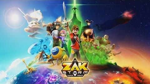 ZAK STORM - The Mysteries of the Bermuda Triangle