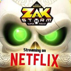 Calabrass US Netflix Announcement promo art