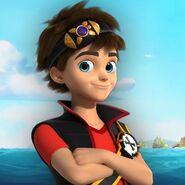Zak Storm - Youtube profile 1
