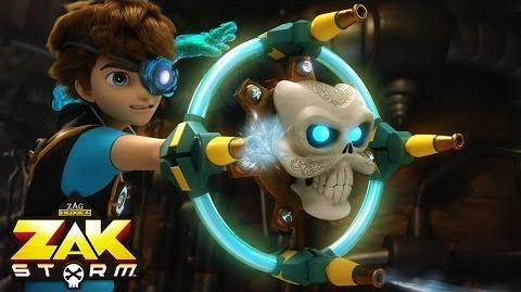 ZAK STORM ⚔️ THE VOICE OF THE CHAOS ⚡️ Super Pirate