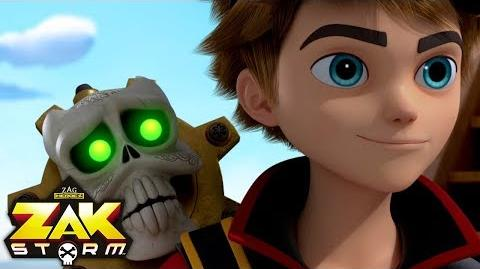ZAK STORM ⚔️ WITCH OVERBOARD ⚡️ Super Pirate