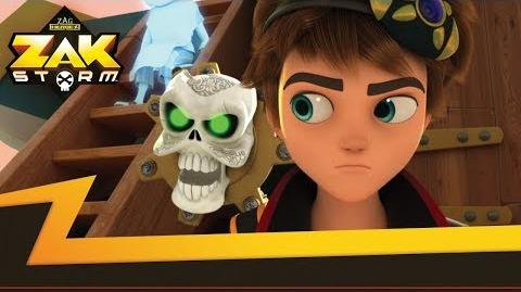 ZAK STORM ⚔️ A JELLYFISH OF LEGEND ⚡️ Super Pirate