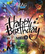 MIFA 30th Anniversary poster