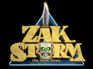 Zak Storm original logo