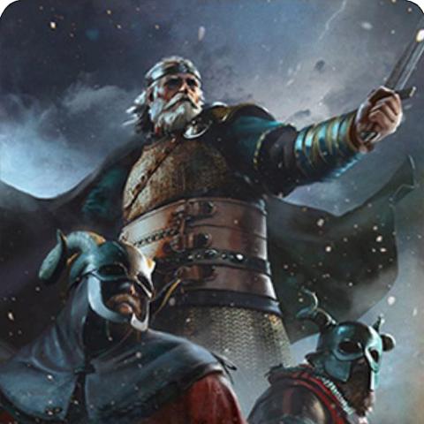 Kráľ Bran vedie mužov do boja