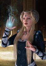 100 sorceresses francesca findabair 3 by aschmit