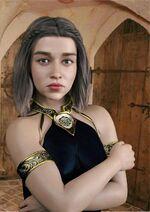 100 sorceresses lydia van bredevoort by aschmit