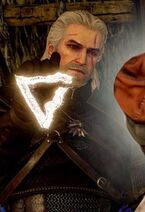 Geralt W3 Axii