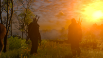 W3 Geralt Vesemir 01