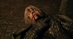 Geralt zraněný