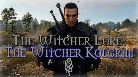 Legends of The Witcher - The Viper School Witcher Kolgrim