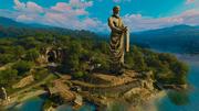 Tw3 Statue of Lebioda