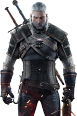Tw3 Geralt of Rivia newest render