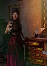 100 sorceresses tissaia de vries by aschmit