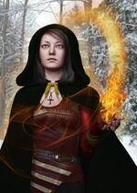 100 sorceresses jada glevisseg by aschmit