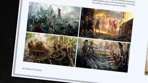 The Witcher 3 Wild Hunt - Video Game Compendium