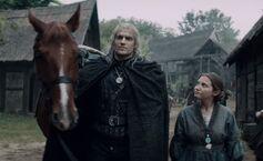 Geralt a marilka