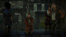 Flotsam (Geralt, Loredo, Zoltan)