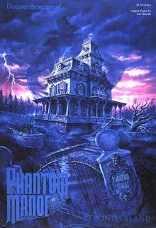 Phantom Manor Poster
