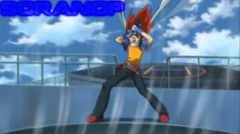 HD Beyblade AMV Rock Leone vs Storm Pegasus