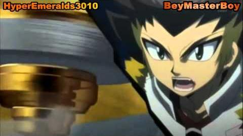 HD Beyblade AMV Beat Lynx vs Rock Zurafa