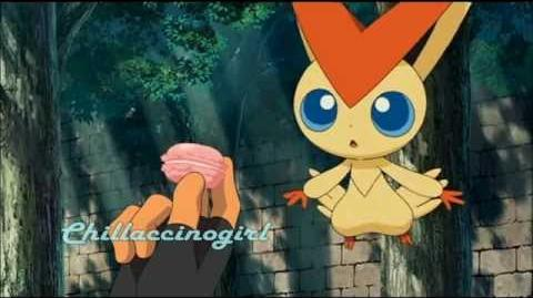 ~Victini Amv~ Castle In The Sky