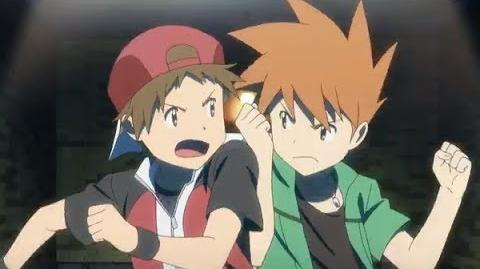 Pokemon Origins Amv - Last One Standing