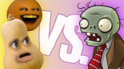 Fruits vs Zombies Squash