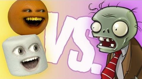 Fruit vs Zombies Marshmallow