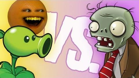 Fruits vs Zombies Peashooter