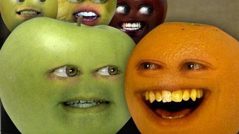 Annoying Orange - Teenage Mutant Ninja Apples