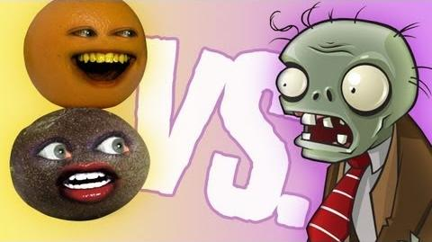 Fruits vs Zombies Passion Fruit