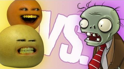 Fruit vs Zombies Grapefruit