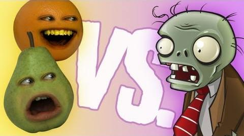 Fruits vs Zombies Pear