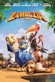 Zambezia Movie Poster 2012