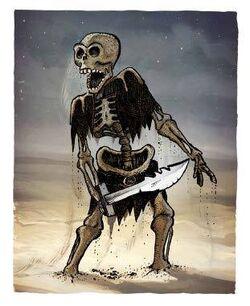Subterranean Sandman