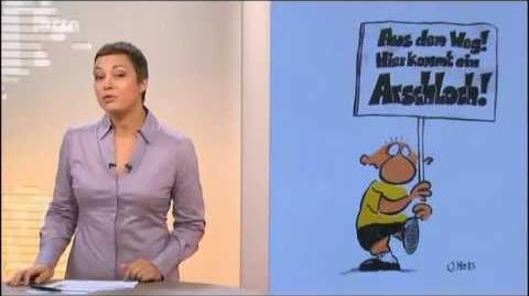 Walter Moers Gesamtwerk 2011 - Humor und Fantastisches