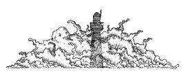 Nebelheimer Leuchtturm