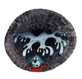 Blaubär während des Finsterberggewitters 01
